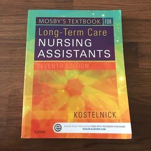 Mosby's Textbook for Long-Term Care Nursing